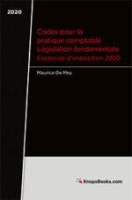 Codex pour la pratique comptable 2020